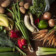 Supporting Local, Thinking Global – does it start with eating your vegetables?