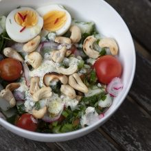 Potato Super Salad and ordering your organic vegetables online