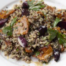 Need a quick vegan recipe?