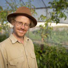 Volunteer on an urban farm and eat well!